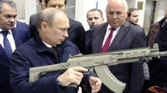 AK-12 thể hiện tính năng kỹ thuật ưu việt ảnh 1