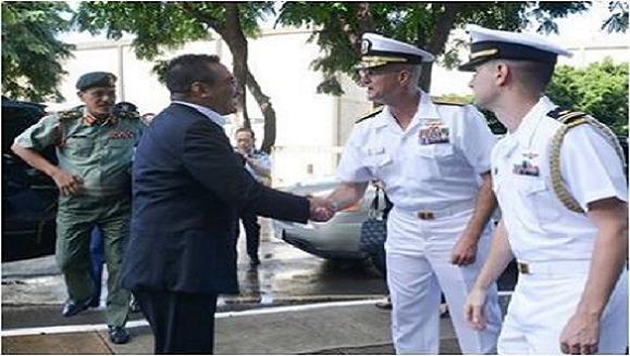 Malaysia xây dựng Hải quân đánh bộ theo mô hình Mỹ ảnh 1
