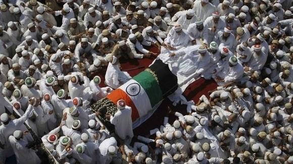 Ấn Độ: 18 người bị dẫm đạp chết thảm tại một đám tang ảnh 1