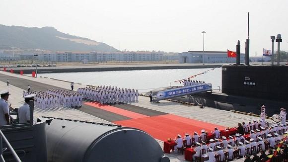 Tàu ngầm 636MV Việt Nam thuộc loại tiên tiến nhất của lớp Kilo ảnh 1