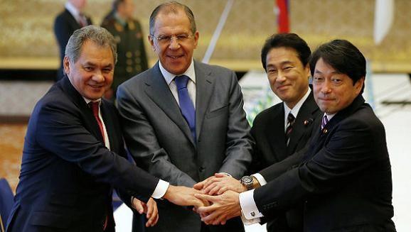 Nhật hòa hoãn với Nga để rảnh tay đối phó Trung Quốc? ảnh 2