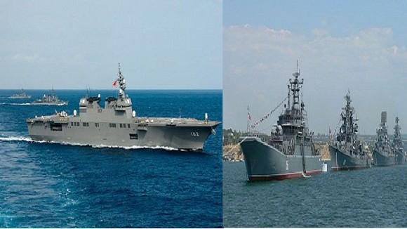 Nhật hòa hoãn với Nga để rảnh tay đối phó Trung Quốc? ảnh 1