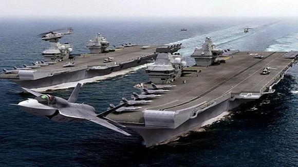 """Thủ tướng David Cameron: """"Anh vẫn là cường quốc quân sự hàng đầu thế giới"""" ảnh 1"""