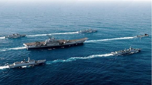 Trung Quốc đóng tàu sân bay nội địa, bắt đầu giấc mơ 4 tàu sân bay ảnh 1