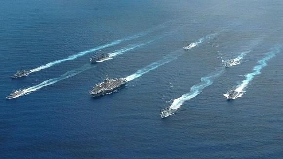 Đối phó Trung Quốc nhiều thách thức hơn đối đầu Xô-Mỹ? ảnh 1