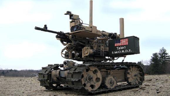 Lục quân Mỹ định thay thế hàng nghìn binh lính bằng robot ảnh 1