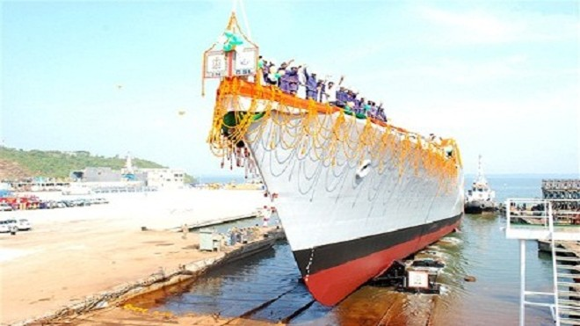 """Hải quân Ấn Độ nhận tàu tác chiến ven bờ thứ ba lớp """"Saryu"""" ảnh 2"""