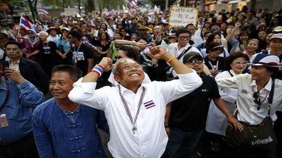 """Thái Lan cân nhắc áp đặt tình trạng khẩn cấp sau """"Ngày cuối tuần bạo lực"""" ảnh 1"""