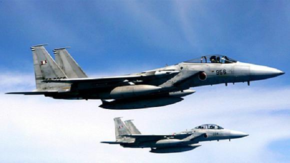 Số vụ tiêm kích Nhật truy đuổi máy bay Trung Quốc tăng kỷ lục ảnh 1