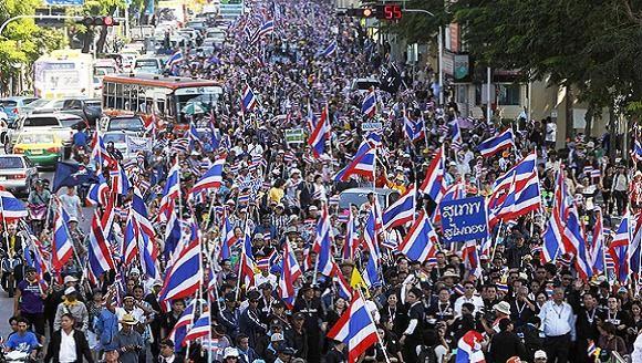 Thái Lan: Đợi phán quyết của Tòa án hiến pháp về tổng tuyển cử ảnh 1