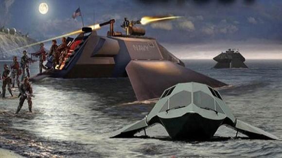 """""""Quái vật biến hình"""" của Mỹ sẽ là bá chủ trên biển? ảnh 1"""