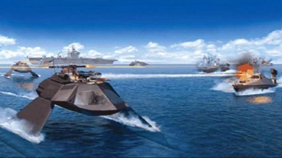 """""""Quái vật biến hình"""" của Mỹ sẽ là bá chủ trên biển? ảnh 2"""