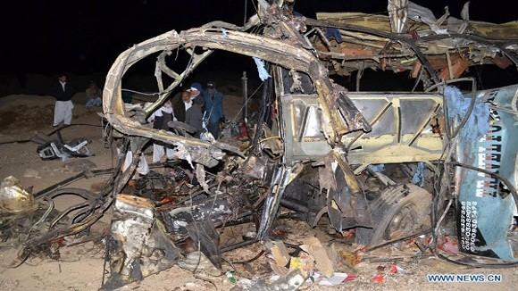 Đánh bom thảm khốc, 28 người hành hương thiệt mạng ảnh 1