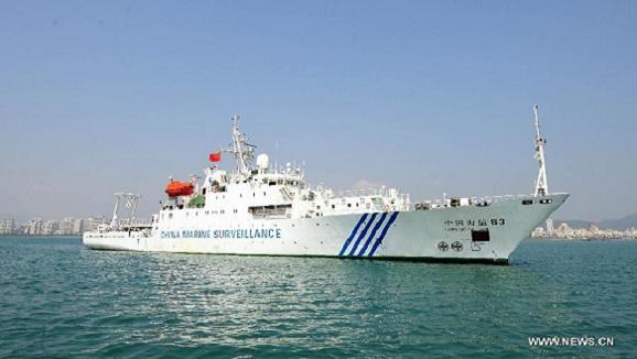Trung Quốc triển khai đóng tàu hải giám 10.000 tấn lớn nhất thế giới? ảnh 1
