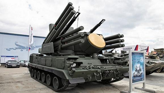 Nga biên chế hệ thống Pantsir-S cho quân khu phía Tây ảnh 1