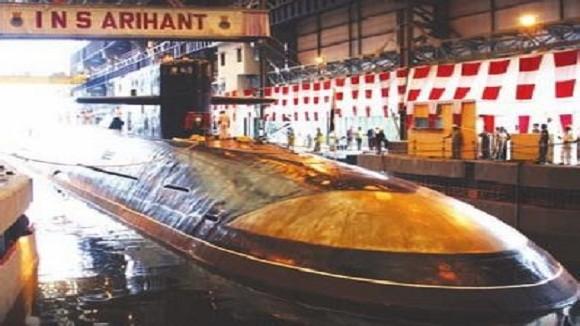 Ấn Độ sắp hoàn tất giấc mơ Top 6 cường quốc tàu ngầm hạt nhân ảnh 1