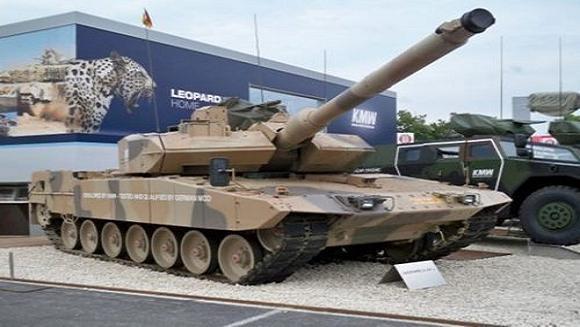 """Nga mang tăng """"phổ thông"""" T-72 đấu với các siêu tăng Top 10 thế giới? ảnh 8"""