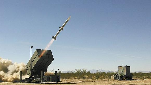 Oman chi gần 1,3 tỷ USD mua tên lửa phòng không Mỹ ảnh 1