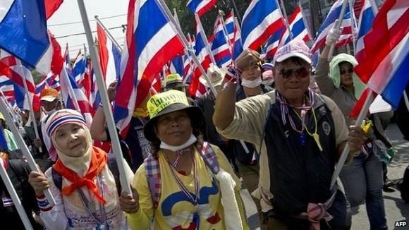 Thái Lan: Điều gì xảy ra nếu chính phủ không hoãn cuộc bầu cử? ảnh 1