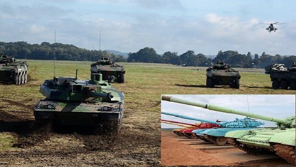 """Nga mang tăng """"phổ thông"""" T-72 đấu với các siêu tăng Top 10 thế giới? ảnh 1"""