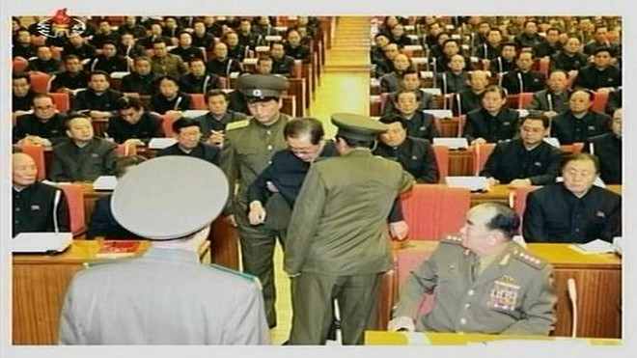 Toàn bộ gia đình Jang Song Thaek đã bị xử tử ảnh 1