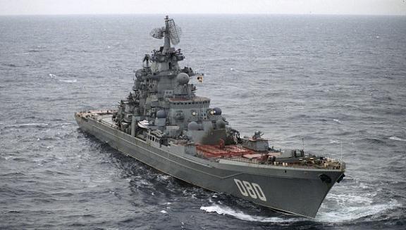 Nga khôi phục siêu tuần dương hạm lớn nhất, mạnh nhất thế giới ảnh 2