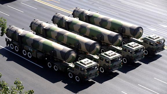 """Trung Quốc phóng ICBM DF-31 """"dằn mặt"""" Mỹ chớ hậu thuẫn Nhật Bản ảnh 1"""