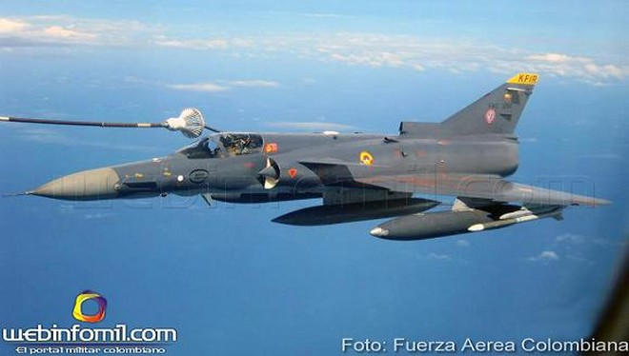 Argentina bỏ Mirage, sắm 18 chiếc Kfir của Israel ảnh 1