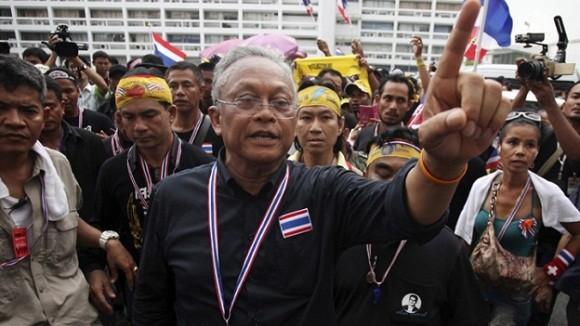 Bắt nóng Suthep Thaugsuban: Liệu có lệnh tiêu diệt không qua xét xử? ảnh 1