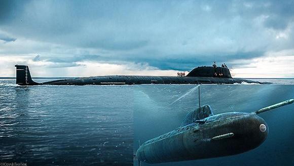 """""""Sát thủ"""" Severodvinsk mang 2 tên lửa hành trình tầm bắn 2.500 và 5.000km ảnh 1"""