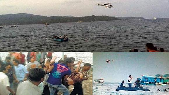 """Ấn Độ lật phà trong """"Ngày Cộng hòa"""" làm 21 du khách thiệt mạng ảnh 1"""