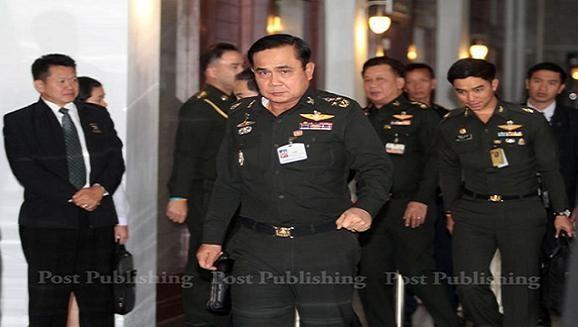 Tư lệnh lục quân Thái Lan yêu cầu CMPO tăng cường an ninh ảnh 1