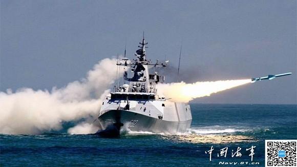 Trung Quốc biên chế tàu hộ vệ Type 056 thứ 10 cho Hạm đội Nam Hải ảnh 1