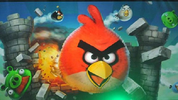 Tình báo Mỹ thu thập cả… định hướng tình dục qua trò chơi Angry Birds ảnh 1