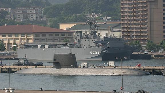 Nghi án Nhật mất trộm thiết bị trinh sát tàu ngầm ảnh 1