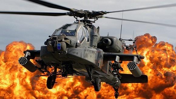 Iraq mua 24 trực thăng tấn công AH-64E Apache ảnh 1