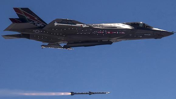Hàng loạt linh kiện F-35 Mỹ vỡ tan khi thử nghiệm chịu lực ảnh 1