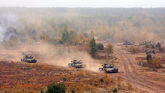Liên minh Nga-Belarus tăng mạnh chi tiêu quốc phòng ảnh 1