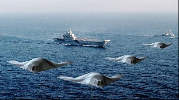 Siêu tàu sân bay Nga sẽ là đối thủ đáng gờm của Mỹ ảnh 2