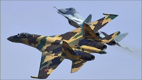 Năm 2014, Nga sẽ tiếp nhận hơn 300 máy bay chiến đấu ảnh 1