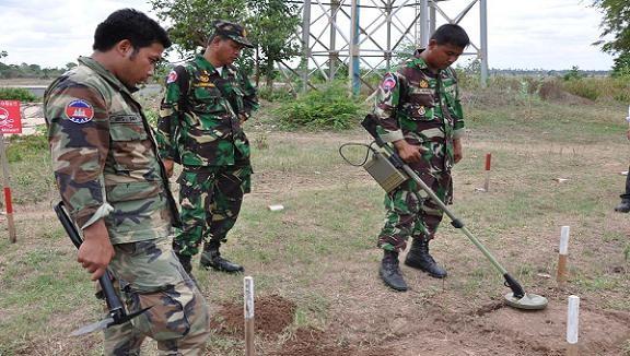 Campuchia tung 300 quân gìn giữ hòa bình đến Mali ảnh 1