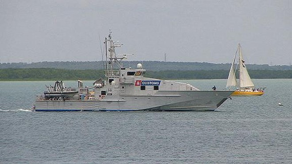 Australia cho không Malaysia 2 tàu tuần tra cũ ảnh 1