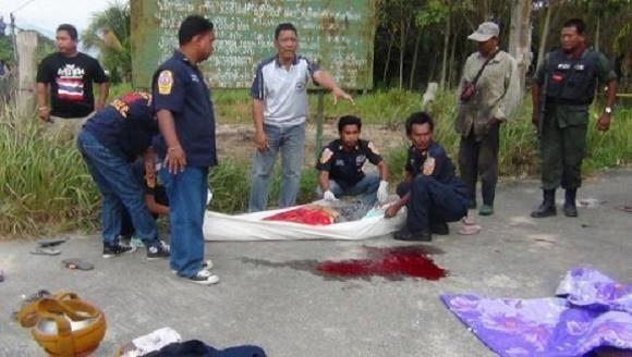 Phiến quân Thái Lan tiếp tục nổ súng giết chết 5 người ảnh 1