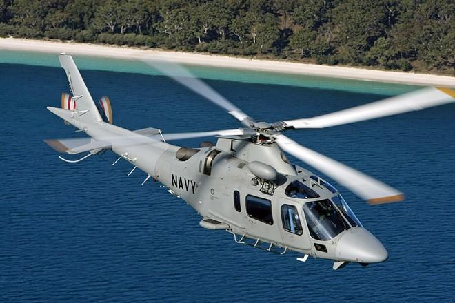 Philippines mua 13 trực thăng AW-109 Power của Italia ảnh 1