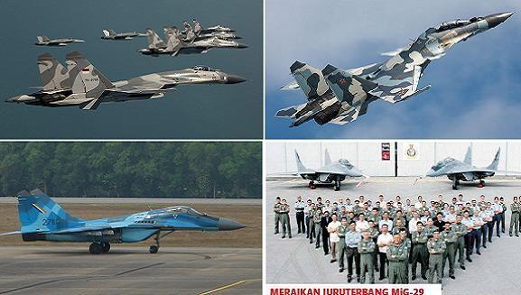 """Máy bay chiến đấu Nga đang dần """"phủ sóng"""" khu vực Đông Nam Á ảnh 1"""