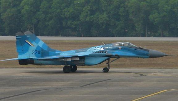 """Máy bay chiến đấu Nga đang dần """"phủ sóng"""" khu vực Đông Nam Á ảnh 4"""