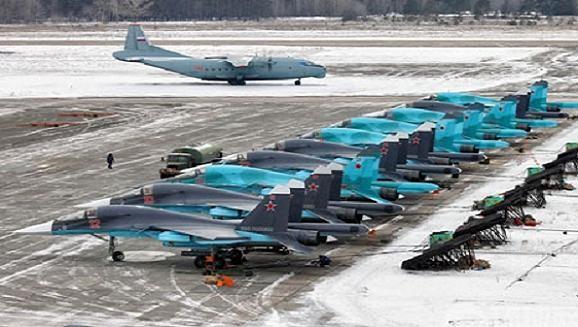Nga sản xuất tới 100 máy bay chiến đấu trong năm nay ảnh 1