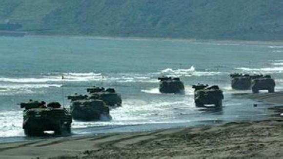 Nhật đủ khả năng đè bẹp 2 lữ hải quân đánh bộ Trung Quốc ở Senkaku ảnh 3