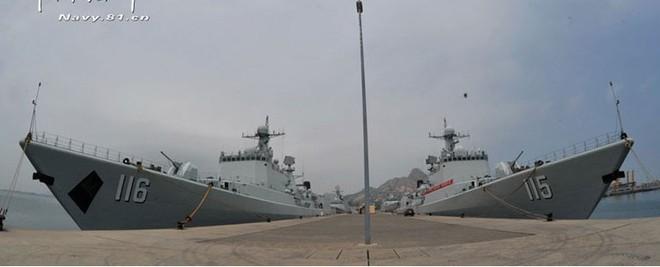 """Diễn tập """"Naval Interaction 2014"""" thắt chặt """"mối tình Nga-Trung""""? ảnh 4"""
