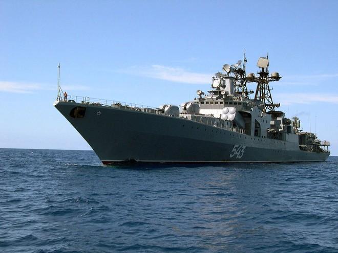 """Diễn tập """"Naval Interaction 2014"""" thắt chặt """"mối tình Nga-Trung""""? ảnh 3"""